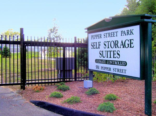 Pepper Street Park Self Storage 551 Pepper Street Monroe, CT - Photo 2
