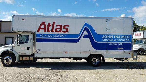 John Palmer Moving & Storage 7 Craig Rd Acton, MA - Photo 3