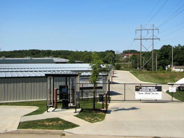 Columbia Storage Depot 1500 Creekwood Parkway Columbia, MO - Photo 2