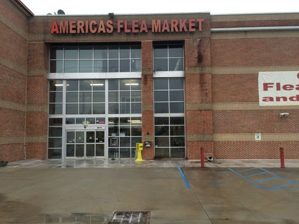 America's Flea Market and Storage 3611 Salem Road Covington, GA - Photo 0