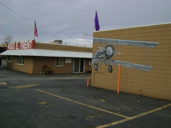 Spokane Mini Warehouse 4503 East Trent Avenue Spokane, WA - Photo 2