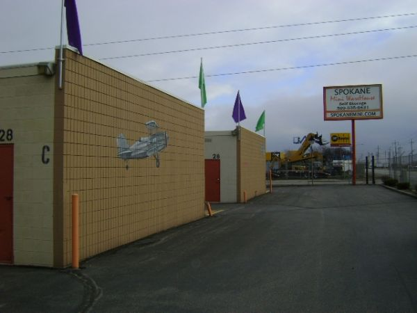 Spokane Mini Warehouse 4503 East Trent Avenue Spokane, WA - Photo 3