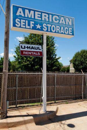 American Self Storage - Alameda Street 2111 Alameda Street Norman, OK - Photo 1
