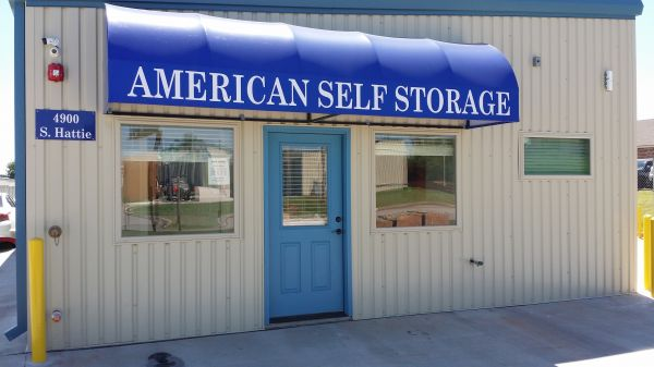 American Self-Storage - South Hattie Ave. 4900 South Hattie Avenue Oklahoma City, OK - Photo 0