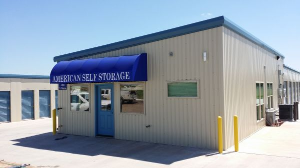 American Self-Storage - South Hattie Ave. 4900 South Hattie Avenue Oklahoma City, OK - Photo 1