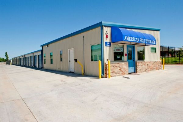 American Self-Storage - South Hattie Ave. 4900 South Hattie Avenue Oklahoma City, OK - Photo 9