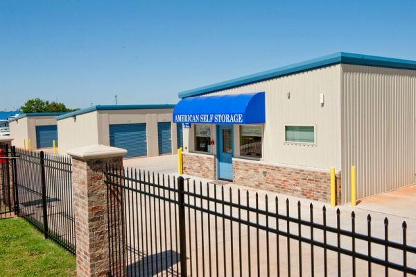 American Self-Storage - South Hattie Ave. 4900 South Hattie Avenue Oklahoma City, OK - Photo 0