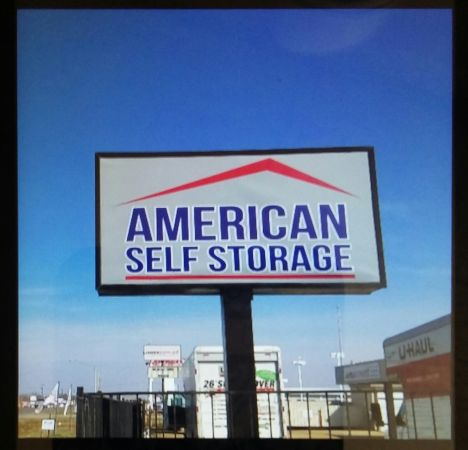 American Self Storage - North Harrison Street 4131 North Harrison Street Shawnee, OK - Photo 0