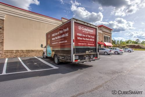 CubeSmart Self Storage - Villa Rica 2460 Mirror Lake Boulevard Villa Rica, GA - Photo 9
