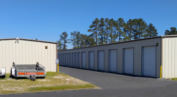 Storage Rentals of America - Florence 1309 East Howe Springs Road Florence, SC - Photo 2