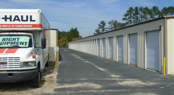 Storage Rentals of America - Florence 1309 East Howe Springs Road Florence, SC - Photo 3
