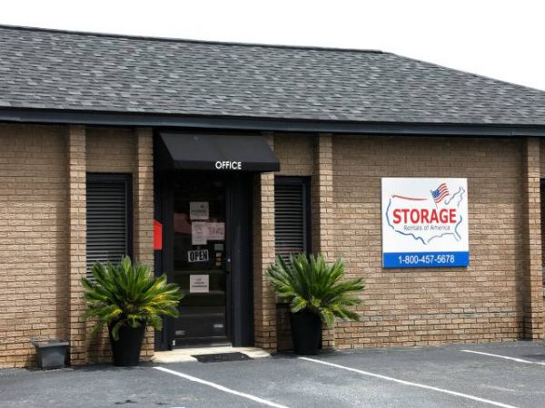 Storage Rentals of America - Florence 1309 East Howe Springs Road Florence, SC - Photo 7