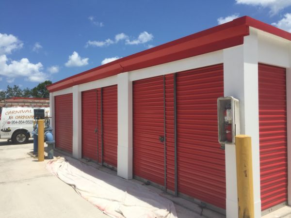 Storage Rentals of America - Palm Beach Gardens 7000 North Military Trail Palm Beach Gardens, FL - Photo 2