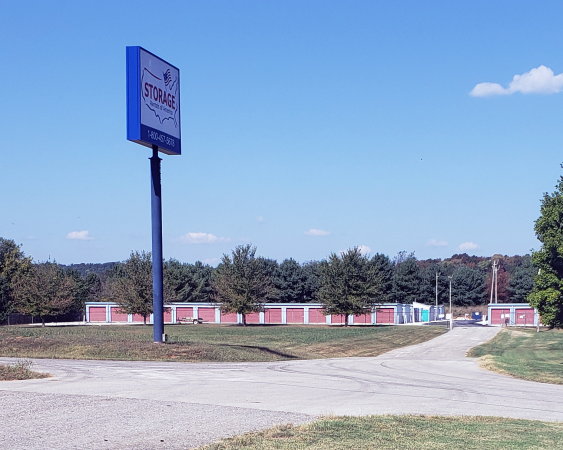Storage Rentals of America - Bowling Green 5650 Russellville Road Bowling Green, KY - Photo 0