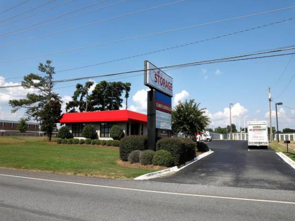 Storage Rentals of America - Anderson 616 Pearman Dairy Road Anderson, SC - Photo 0