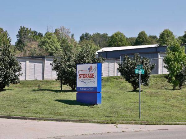 Storage Rentals of America - Frankfort 811 Oakmont Lane Frankfort, KY - Photo 8
