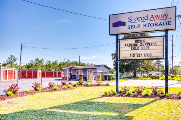 Stored Away Self Storage 2160 Highway 172 Sneads Ferry, NC - Photo 0