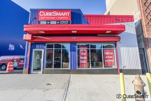 CubeSmart Self Storage - Brooklyn - 1151 E New York Ave 1151 E New York Ave Brooklyn, NY - Photo 1