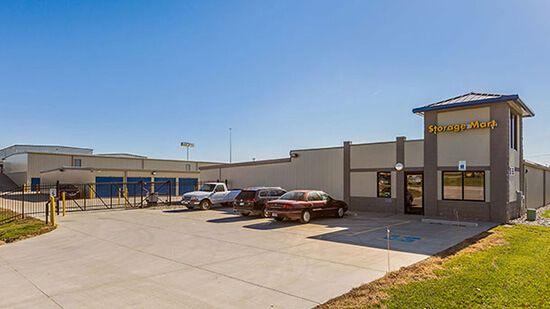 StorageMart - 156th St & Sapp Brothers Dr 10921 Sapp Brothers Drive Omaha, NE - Photo 0