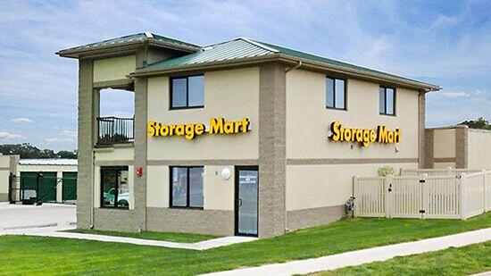 StorageMart - Blair High Rd & N 99th St 9815 Redick Avenue Omaha, NE - Photo 0