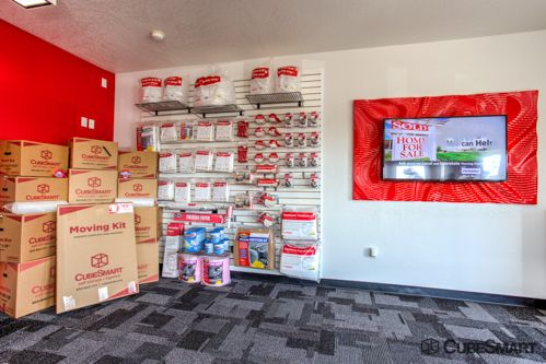 CubeSmart Self Storage - Little Elm - 2421 Farm To Market Road 423 2421 Farm To Market Road 423 Little Elm, TX - Photo 2