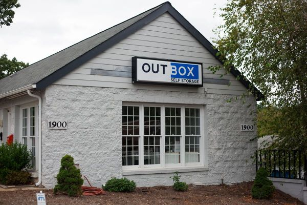 Outbox Self Storage Hickory1900 Clement Boulevard Northwest Hickory Nc Photo 1