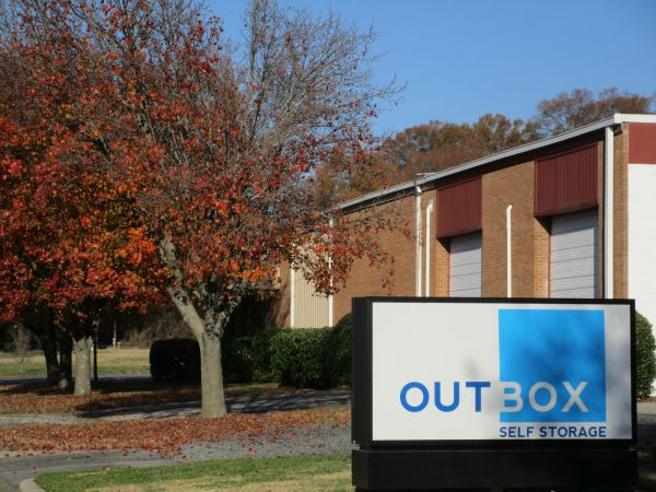 Outbox Self Storage - Cotswold 4815 Silabert Avenue Charlotte, NC - Photo 0