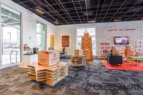 CubeSmart Self Storage - Queens - 186-02 Jamaica Avenue 186-02 Jamaica Avenue Queens, NY - Photo 2