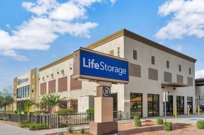 Life Storage - Phoenix - North 48th Street 900 North 48th Street Phoenix, AZ - Photo 0