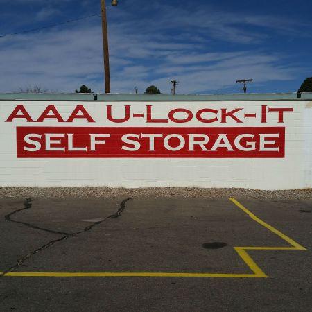AAA U-Lock-It Self Storage - 1417 1417 Cardenas Drive Southeast Albuquerque, NM - Photo 3