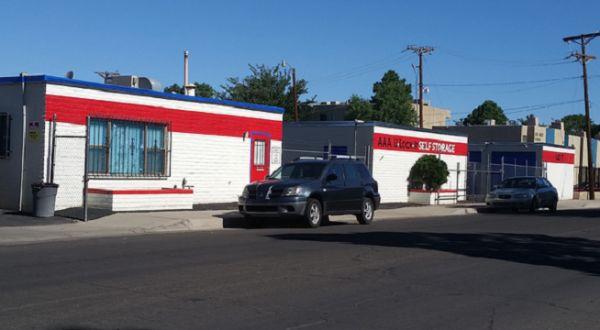 AAA U-Lock-It Self Storage - 1417 1417 Cardenas Drive Southeast Albuquerque, NM - Photo 0