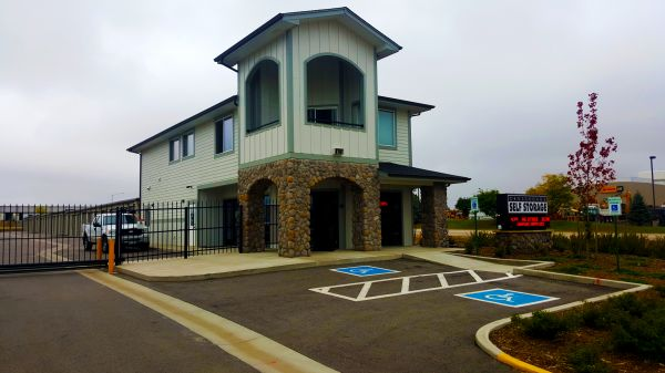 Crossroads Self Storage 4270 Highland Meadows Parkway Windsor, CO - Photo 1