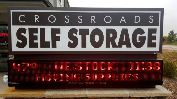 Crossroads Self Storage 4270 Highland Meadows Parkway Windsor, CO - Photo 0