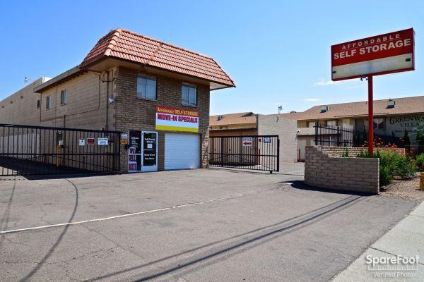 Affordable Self Storage - Phoenix 2838 E Greenway Rd Phoenix, AZ - Photo 0