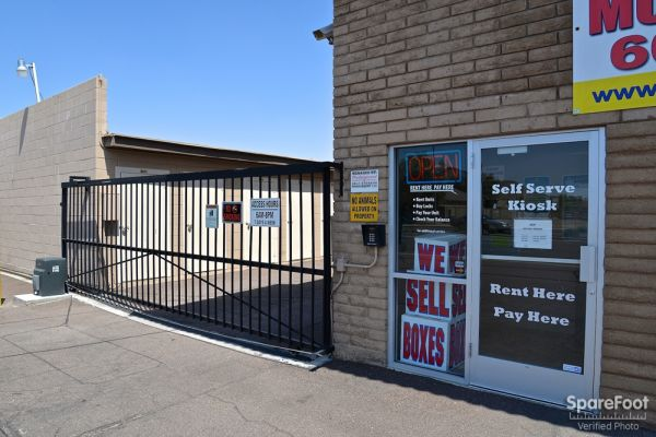 Affordable Self Storage - Phoenix 2838 E Greenway Rd Phoenix, AZ - Photo 1