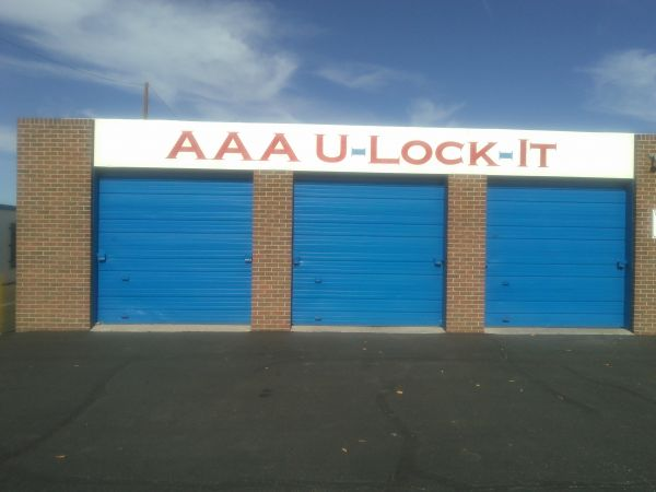 AAA U-Lock-It Self Storage - 3131 3131 Candelaria Road Northeast Albuquerque, NM - Photo 0