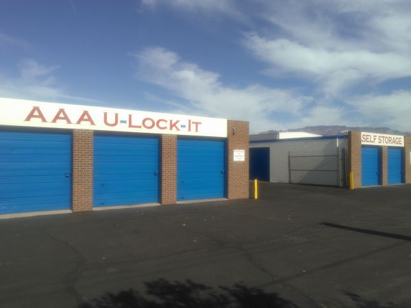 AAA U-Lock-It Self Storage - 3131 3131 Candelaria Road Northeast Albuquerque, NM - Photo 2