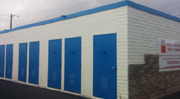AAA U-Lock-It Self Storage - 2125 2125 Moon Street Northeast Albuquerque, NM - Photo 1