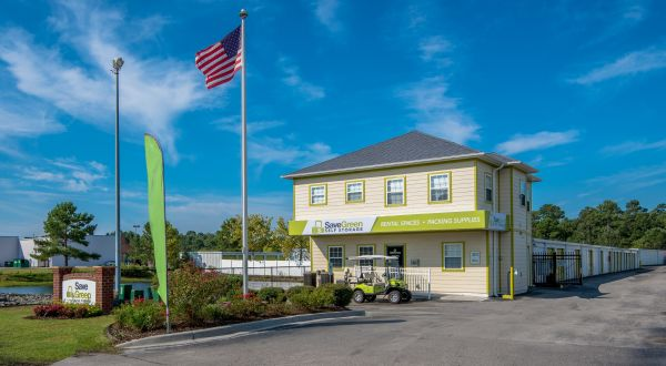 ... Save Green Self Storage  3311 Enterprise Dr  Wilmington, NC (North  Chase) ...