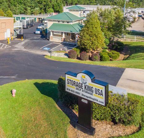 Storage King USA - Tryon 4000 Tryon Road Raleigh, NC - Photo 0