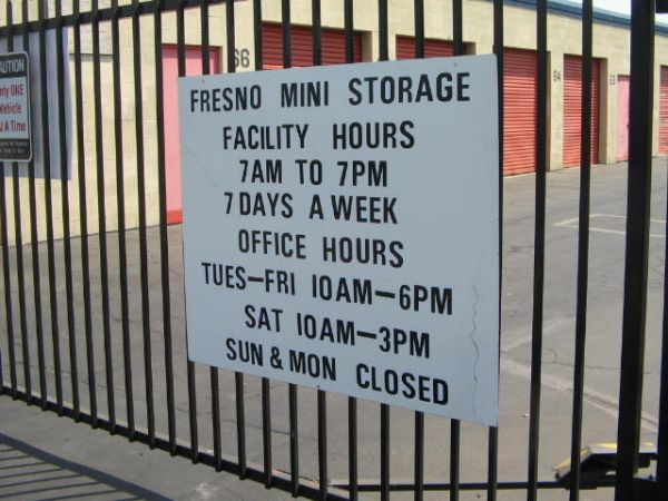 Fresno Mini Storage 2612 North Clovis Avenue Fresno, CA - Photo 9