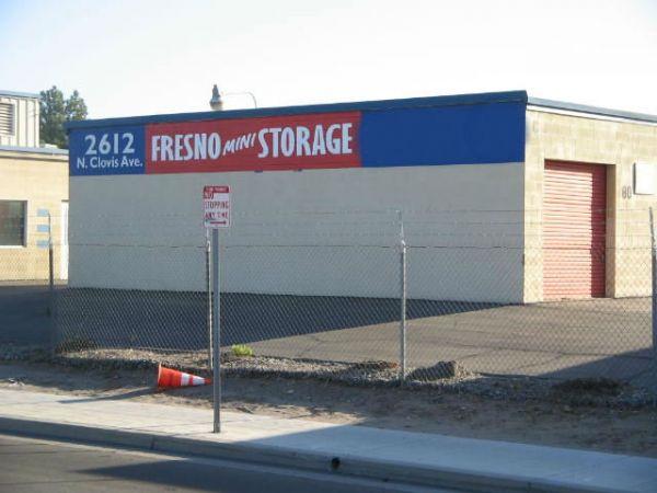 Fresno Mini Storage 2612 North Clovis Avenue Fresno, CA - Photo 0