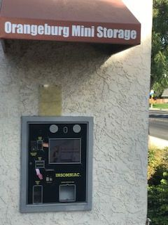 Orangeburg Mini Storage 3937 East Orangeburg Avenue Modesto, CA - Photo 1