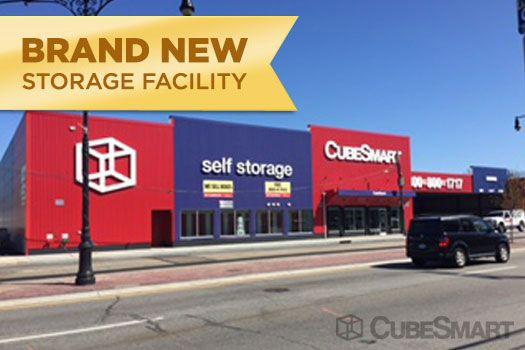 CubeSmart Self Storage - Bellerose 251-63 Jericho Turnpike Bellerose, NY - Photo 0