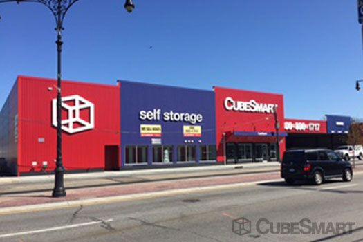 CubeSmart Self Storage - Bellerose 251-63 Jericho Turnpike Bellerose, NY - Photo 1