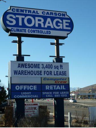 Central Carson Self Storage 3331 South Carson Street Carson City, NV - Photo 3