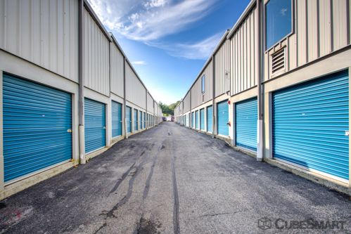 CubeSmart Self Storage - Norwalk - 162 Bouton Street 162 Bouton Street Norwalk, CT - Photo 1