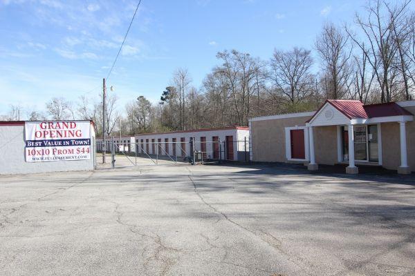 FullBasement Self Storage Jackson 674 Alabama Boulevard Jackson, GA - Photo 2