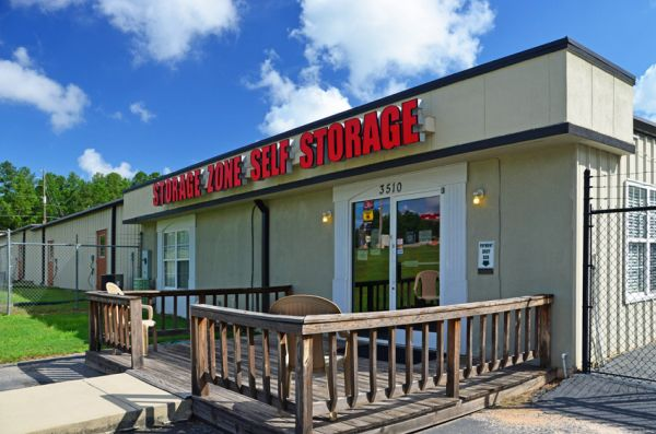 Storage Zone - Augusta Deans Bridge 3510 Deans Bridge Road Hephzibah, GA - Photo 1