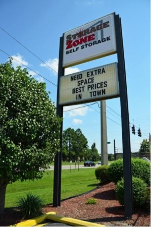 Storage Zone - Pensacola St. 3945 West Pensacola Street Tallahassee, FL - Photo 1